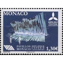 Monaco Neuf ** N° 3091