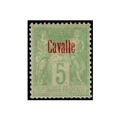 CAVALLE N° 002 Obli