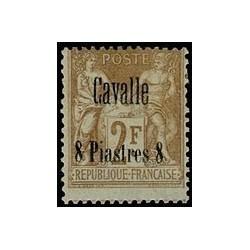 CAVALLE N° 009 Obli