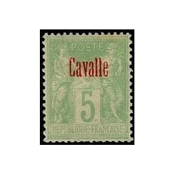 CAVALLE N° 002 N **