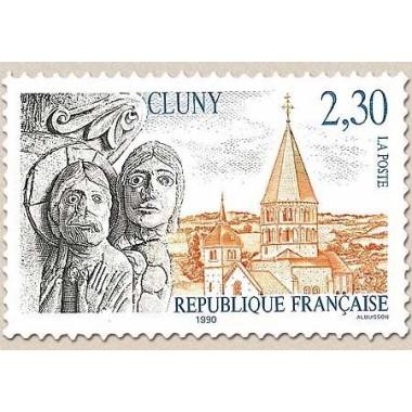 FR N° 2657 Oblitere
