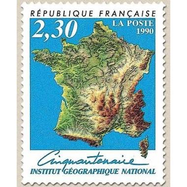 FR N° 2662 Oblitere