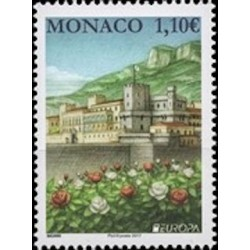 Monaco Neuf ** N° 3089