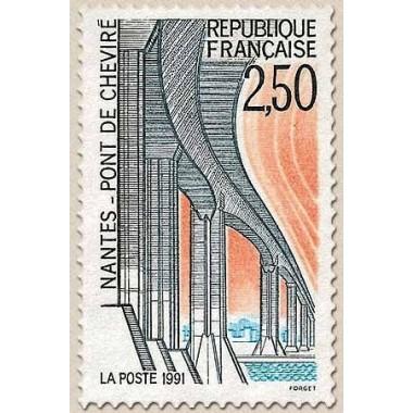 FR N° 2704 Oblitere