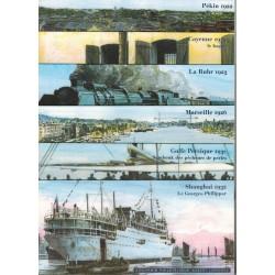 Bloc Souvenir N° 017 à 22 Neuf dans carte