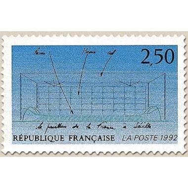 FR N° 2736 Oblitere