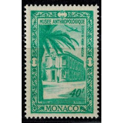 Monaco PA Neuf ** N° 0038