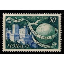 Monaco PA Neuf ** N° 0048