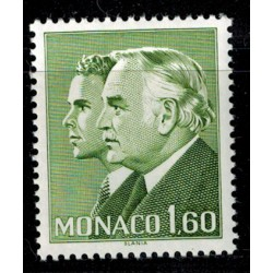 Monaco Neuf ** N° 1335