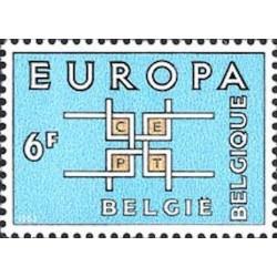 Belgique N° 1261 N**