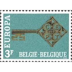 Belgique N° 1452 N**
