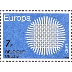 Belgique N° 1531 N**