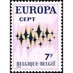 Belgique N° 1624 N**
