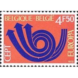Belgique N° 1661 N**