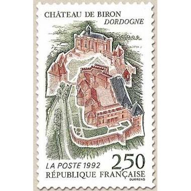 FR N° 2763 Oblitere