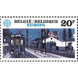 Belgique N° 2092 N**