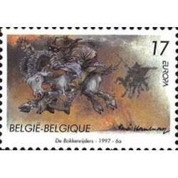 Belgique N° 2694 N**