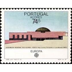 Açores N° 0372 N**