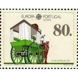 Açores N° 0380 N**