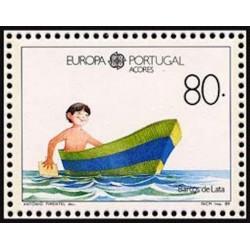 Açores N° 0391 N**