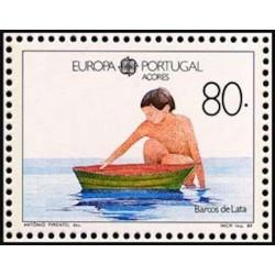 Açores N° 0392 N**