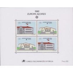 Açores N° Bloc 0011 N**
