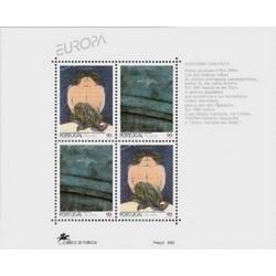 Açores N° Bloc 0013 N**