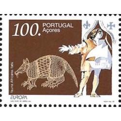 Açores N° 0436 N**