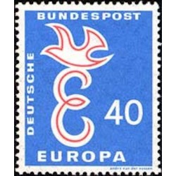 Allemagne fédérale N° 0165 N**