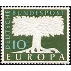 Allemagne fédérale N° 0166 N**
