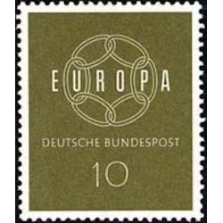 Allemagne fédérale N° 0193 N**