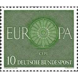 Allemagne fédérale N° 0210 N**