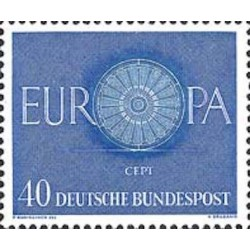 Allemagne fédérale N° 0212 N**