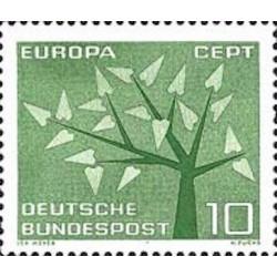 Allemagne fédérale N° 0255 N**