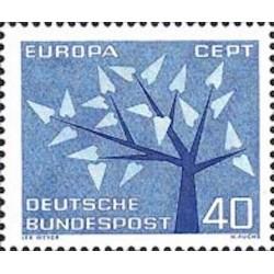 Allemagne fédérale N° 0256 N**