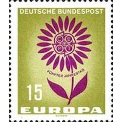 Allemagne fédérale N° 0313 N**