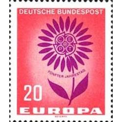 Allemagne fédérale N° 0314 N**