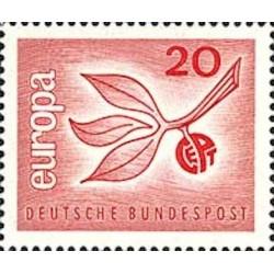 Allemagne fédérale N° 0351 N**