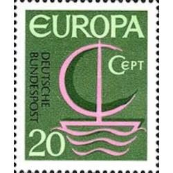 Allemagne fédérale N° 0376 N**