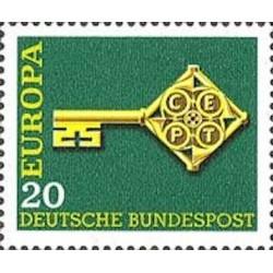 Allemagne fédérale N° 0423 N**