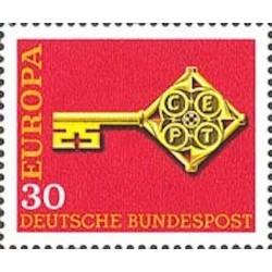 Allemagne fédérale N° 0424 N**