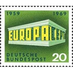 Allemagne fédérale N° 0446 N**