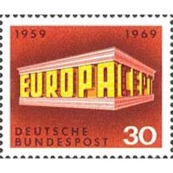 Allemagne fédérale N° 0447 N**