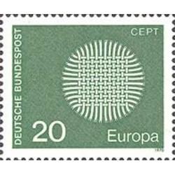 Allemagne fédérale N° 0483 N**
