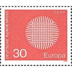 Allemagne fédérale N° 0484 N**