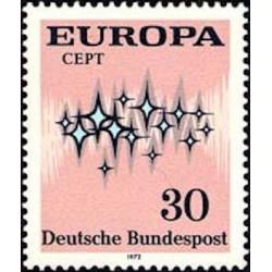 Allemagne fédérale N° 0568 N**