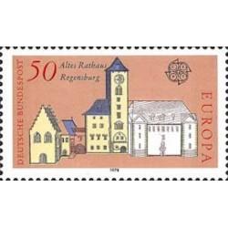 Allemagne fédérale N° 0817 N**