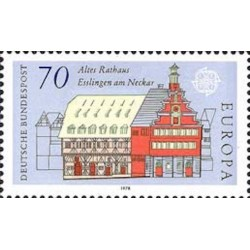 Allemagne fédérale N° 0818 N**