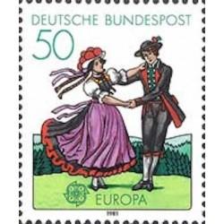 Allemagne fédérale N° 0928 N**
