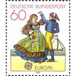 Allemagne fédérale N° 0929 N**
